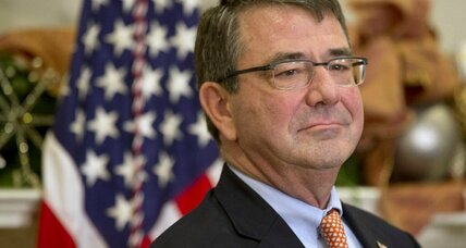 Ashton Carter: Pentagon insider known to get things done